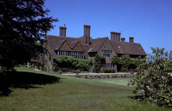Gertrude Jekyll Gardens >> Orchards, Surrey