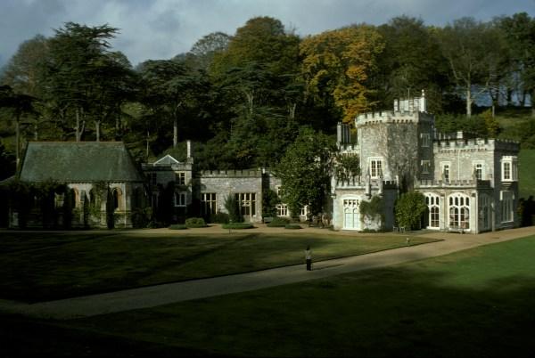 Dawlish United Kingdom  City new picture : Luscombe Castle, Dawlish, Devon, United Kingdom, John Nash, 1800 04 ...